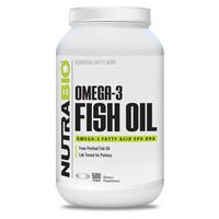 Nutrabio Omega 3 Fish Oil
