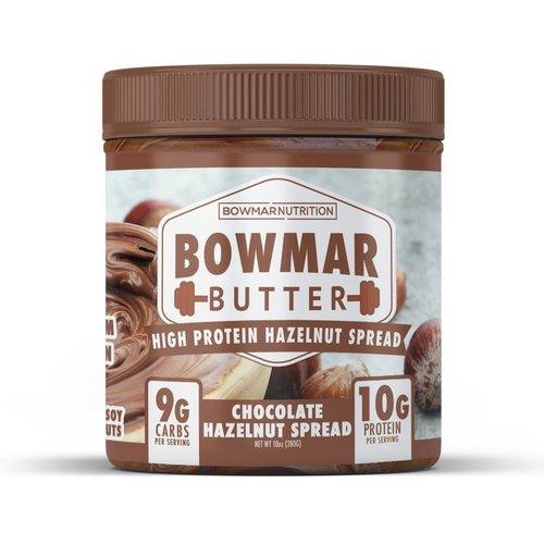 Bowmar Nutrition Bowmar Butter (High Protein Hazelnut Butter)