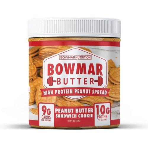 Bowmar Nutrition Bowmar Butter (High Protein Peanut Spread)