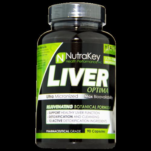 Nutrakey Liver Optima