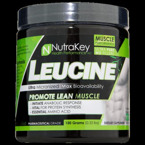 Nutrakey Leucine