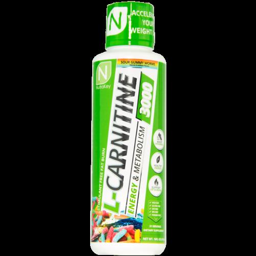 Nutrakey Carnitine 3000