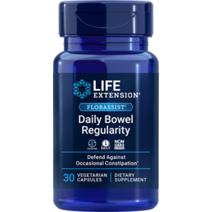 Life Extension Florassist® Daily Bowel Regularity