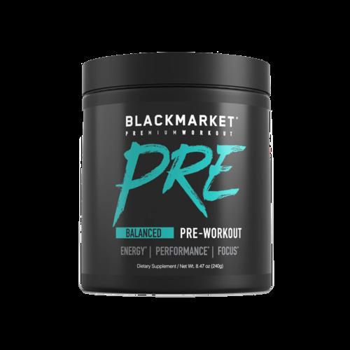 Black Market Labs Blackmarket Pre