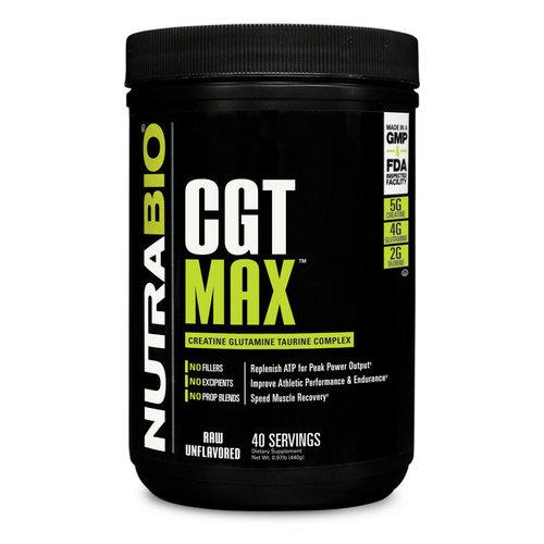Nutrabio CGT MAX Powder