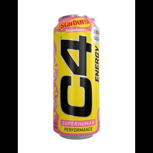 Cellucor C4 Carbonated Starburst Can