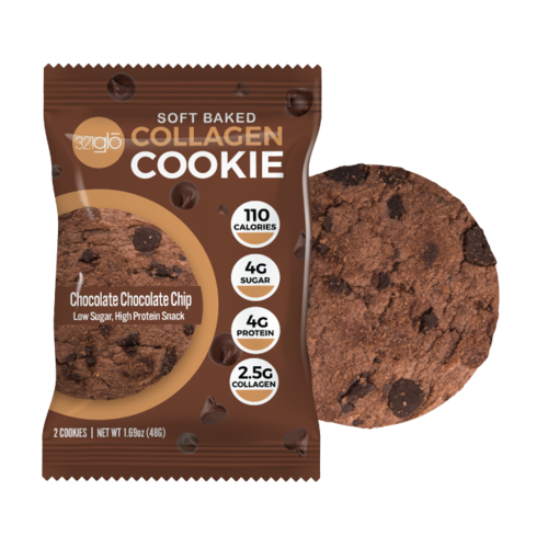 321 GLO Collagen Cookie