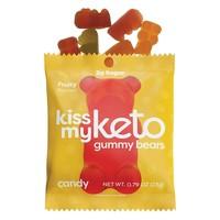 Kiss My Keto Gummies