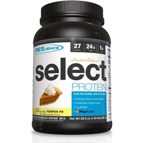 PES 2lb Select Protein Pumpkin Pie