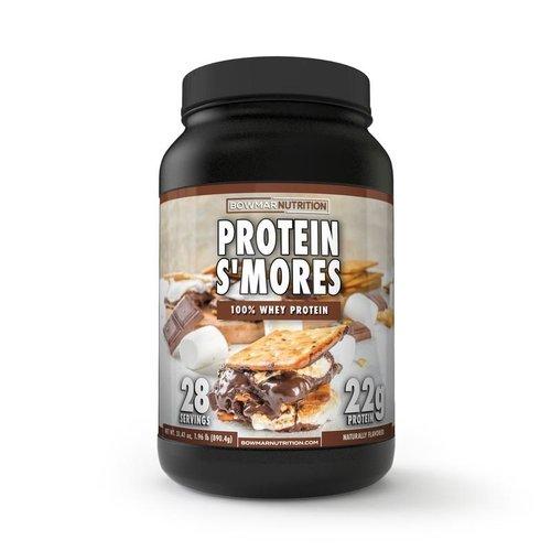 Bowmar Nutrition 2lb Bowmar 100% Whey Protein