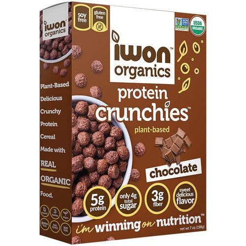 Iwon Iwon Organics Protein Crunchies