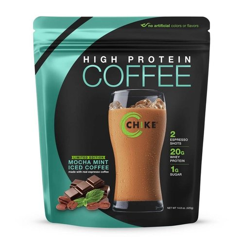 Chike Nutrition Chike High Protein Coffee 14 serving