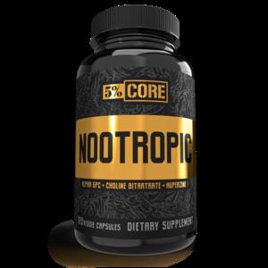 5 Percent 5% Core Nootropic