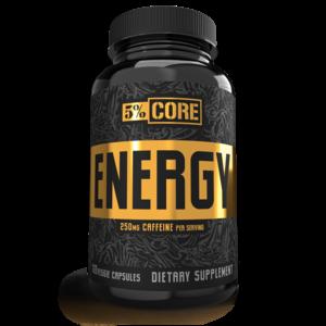 5 Percent 5% Core Energy