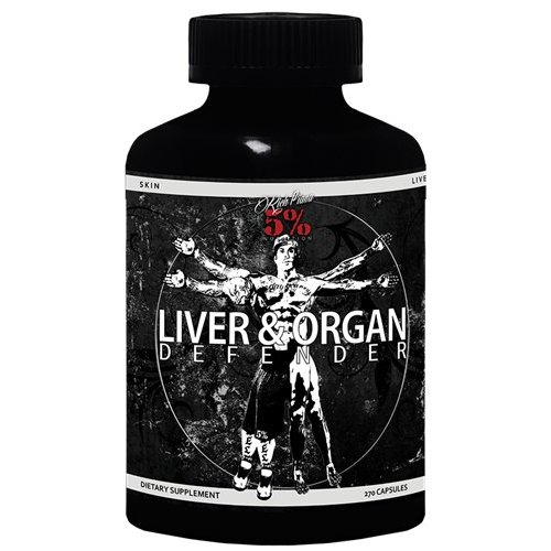5 Percent Liver & Organ Defender