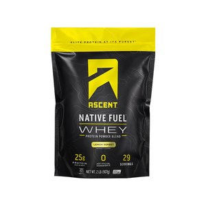 Ascent Protein Ascent Native Fuel Whey