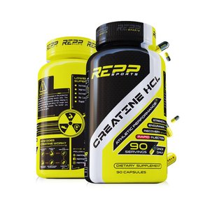 Repp Sports Creatine HCL 90 capsules