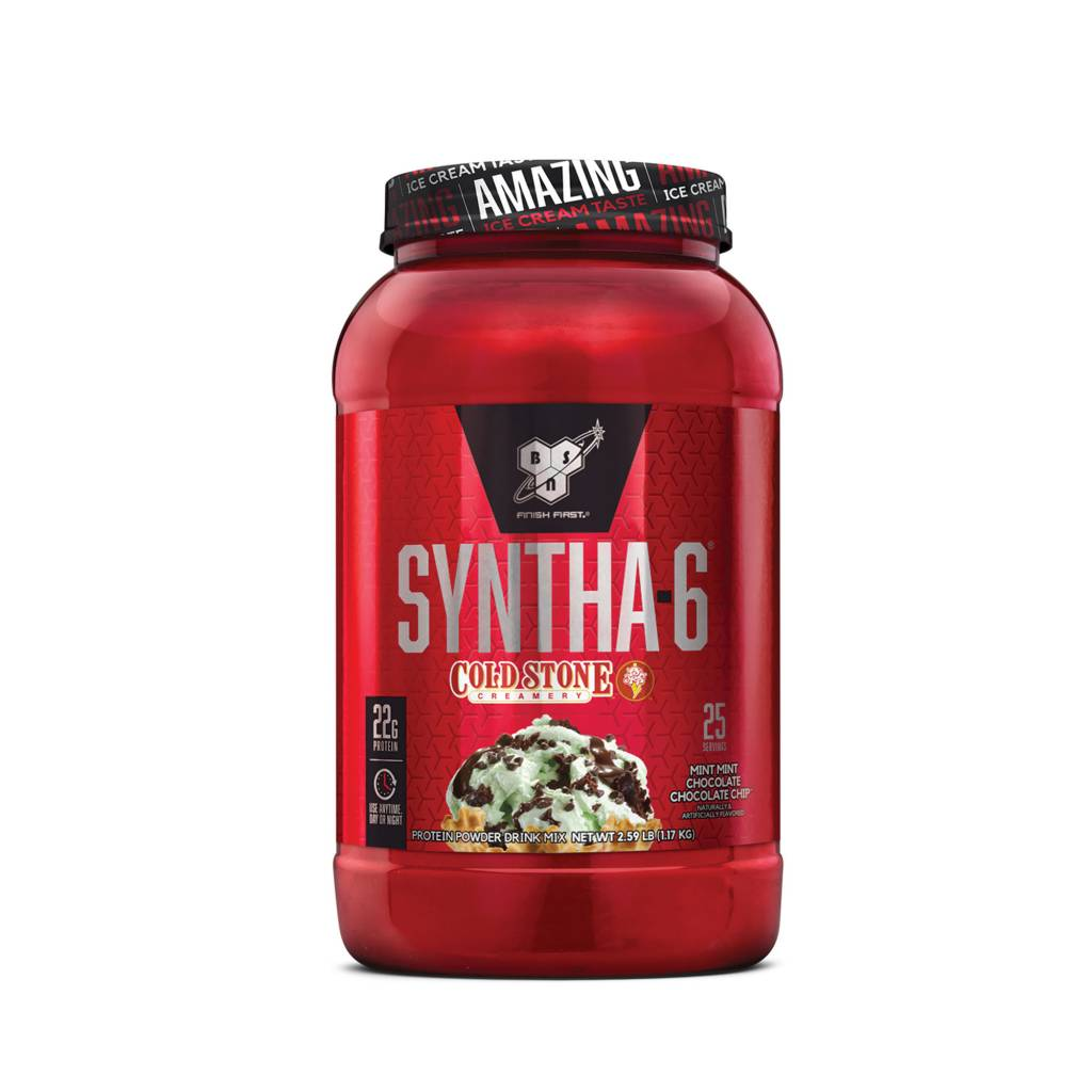 Syntha 6 Coldstone