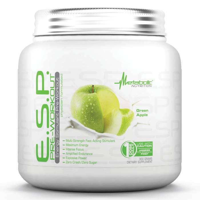 Metabolic Nutrition ESP