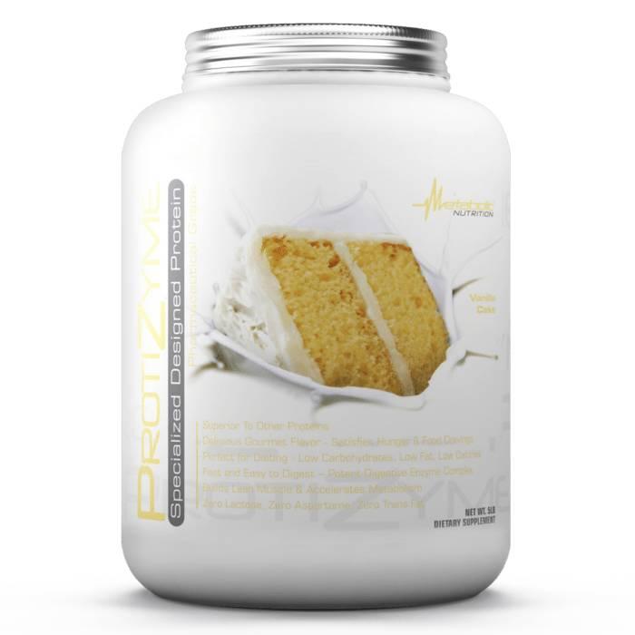 Metabolic Nutrition Protizyme