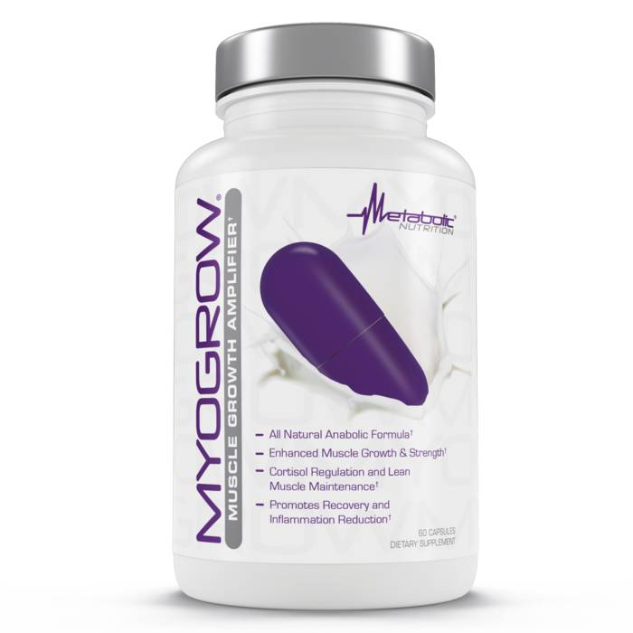 Metabolic Nutrition MyoGrow