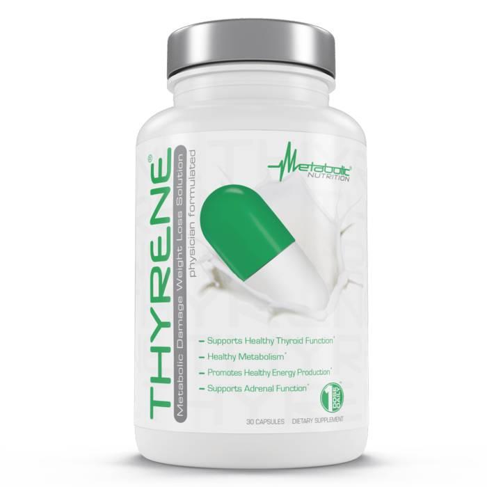 Metabolic Nutrition Thyrene