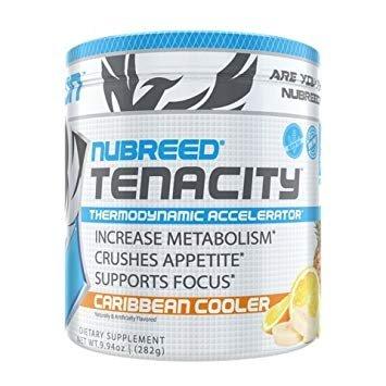 Nubreed Nutrition Tenacity Powder