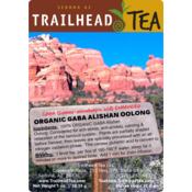 Tea from Taiwan GABA Organic Alishan High-Mountain Oolong Nonpareil Grade