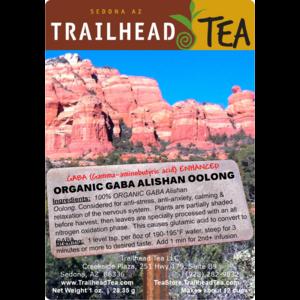Tea from Taiwan GABA Organic Alishan High-Mountain Oolong Nonpareil Grade Tea
