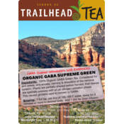 Tea from China GABA Organic Supreme Grade Green Tea