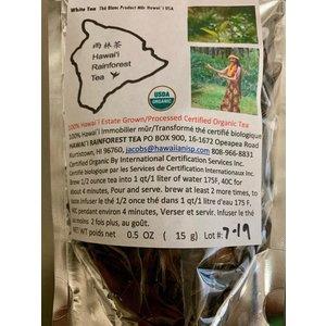 Tea from Hawaii Genuine Hawaii Organic White Tea (HRT)