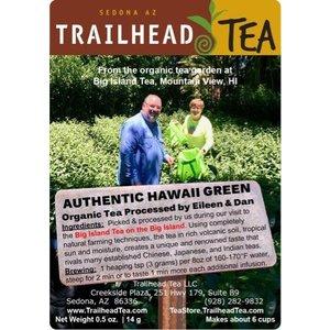 Tea from Hawaii Genuine Hawaii Organic Green Tea (BIT)