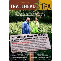 Tea from Hawaii Genuine Hawaii Organic Black Tea (TH)