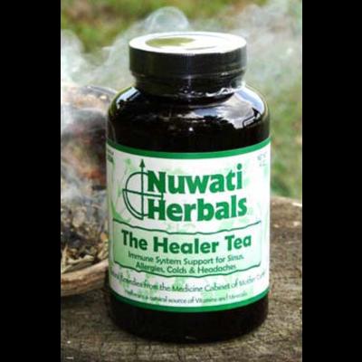 Herbal Blends Nuwati The Healer Tea