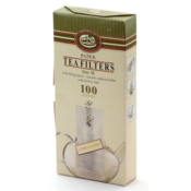 Teaware Paper Tea Filter -size large, box of 100