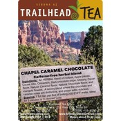 Herbal from South Africa Chapel Caramel Chocolate from Trailhead Tea, Sedona Arizona's Full-Leaf Tea Department Store