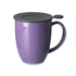 Teaware Brew-In-Mug, 16-oz (color PURPLE with tea strainer & lid) from Trailhead Tea, Sedona Arizona's Full-Leaf Tea Department Store