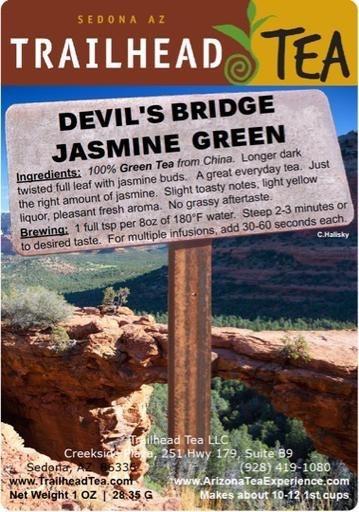 Devil's Bridge Jasmine Green Tea