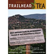 Tea from Sri Lanka Sky Mountain Blackberry