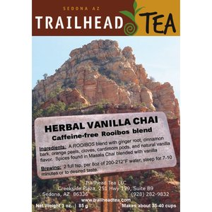 Herbal from South Africa Herbal Vanilla Chai