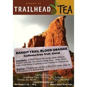 Herbal Blends Bandit Trail Blood Orange