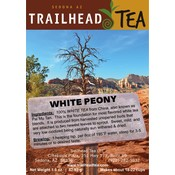 Tea from China White Peony