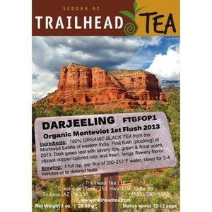 Tea from India Darjeeling FTGFOP1 Monteviot F.F