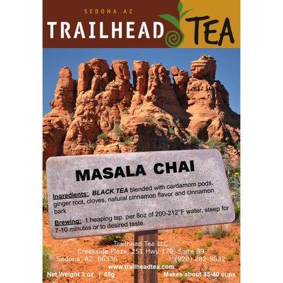 Tea from Sri Lanka Masala Chai