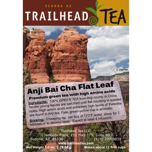 Off-Trail-Rare Anji Flat Leaf (An Ji Bai Cha Off-Trail Green)