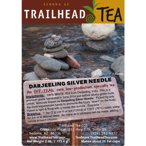 Off-Trail-Rare Darjeeling Silver Needle (Off-Trail White)