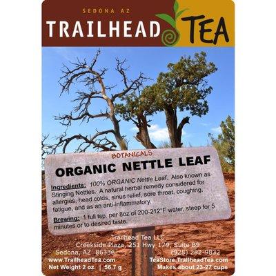 Botanical Botanical Organic Nettle Leaf