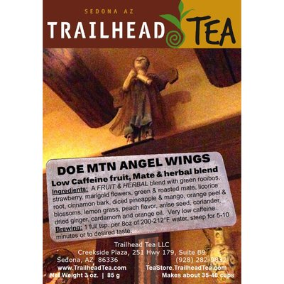 Herbal Blends Doe Mountain Angel Wings