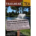 Tea from China WHITE ROSE FOR DONNA