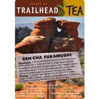 Tea from Japan SenCha, Fukamushi (Deep Steam) Green Tea